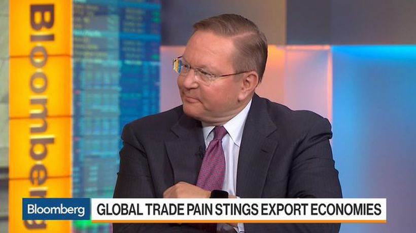 Global Economy Slowing Faster Than People Think, PGIM's Hunt Says