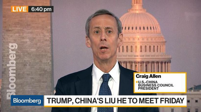 Bloomberg Daybreak: Asia - U.S.-China Business Council Sees Lack of Trust Between The Two Countries