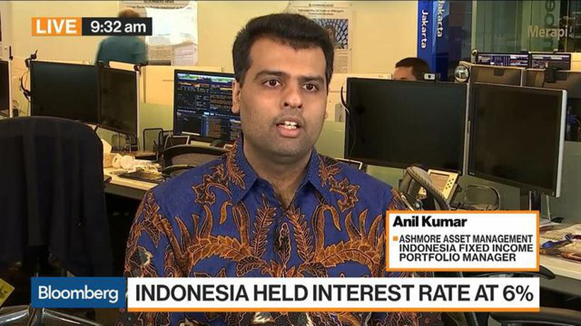 Bloomberg Markets: Asia - Indonesia Has Room to Cut Rates in 2H, Says Ashmore Asset Management's Kumar