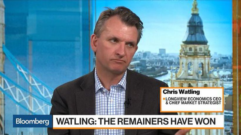 Bloomberg Markets: European Close - Remainers Have Won on Brexit, Longview CEO Watling Says