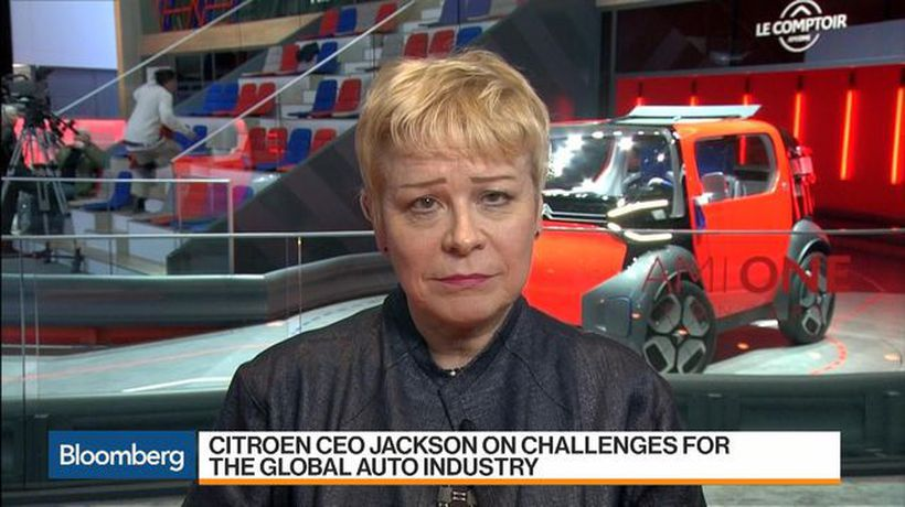 Bloomberg Markets: European Close - Citroen CEO Says U.S. Tariffs Would Have 'Enormous Impact'