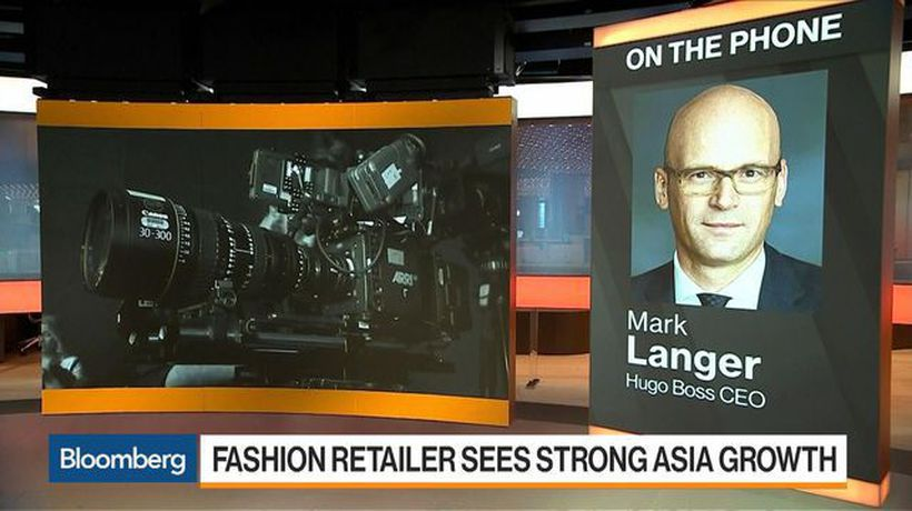Bloomberg Markets: European Open - We Have a Confident Outlook on 2019, Says Hugo Boss CEO