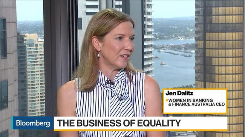 Bloomberg Daybreak: Australia - The Challenges in Boosting Gender Equality in Financial Industry