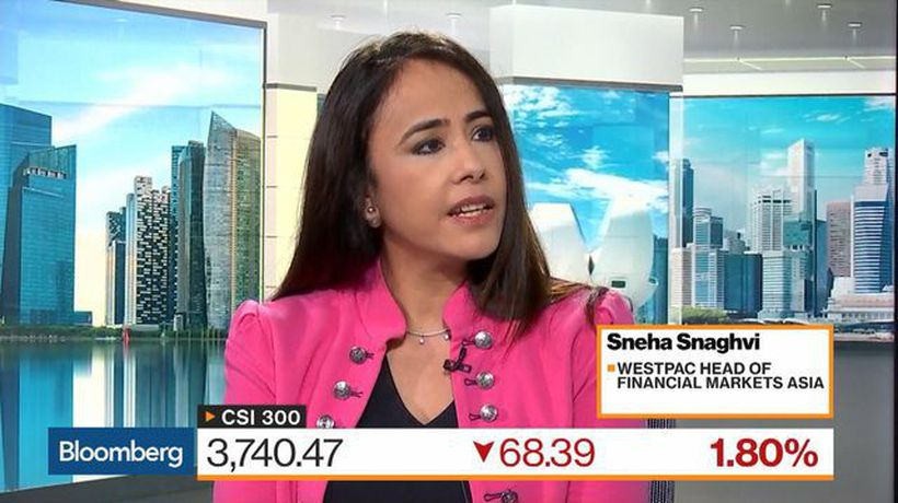 Bloomberg Markets: Asia - Westpac's Sanghvi Sees Opportunity in China Yuan Bonds