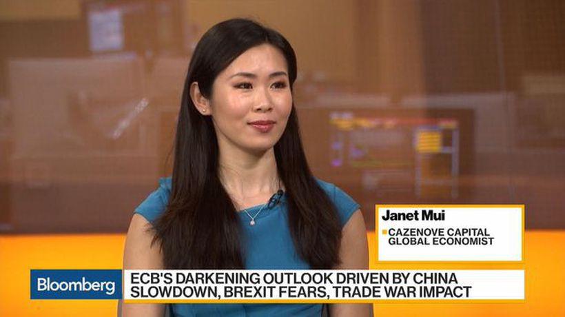 Bloomberg Daybreak: Europe - Markets Are Pricing in More of a Slowdown, Says Cazenove Capital's Mui