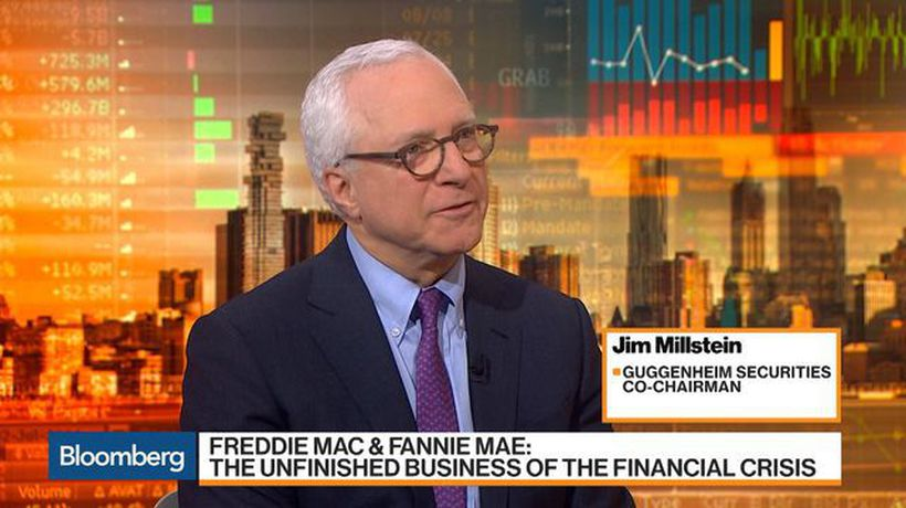 Bloomberg Markets - Gov't Has Made a Lot of Money From Fannie and Freddie, Jim Millstein Says