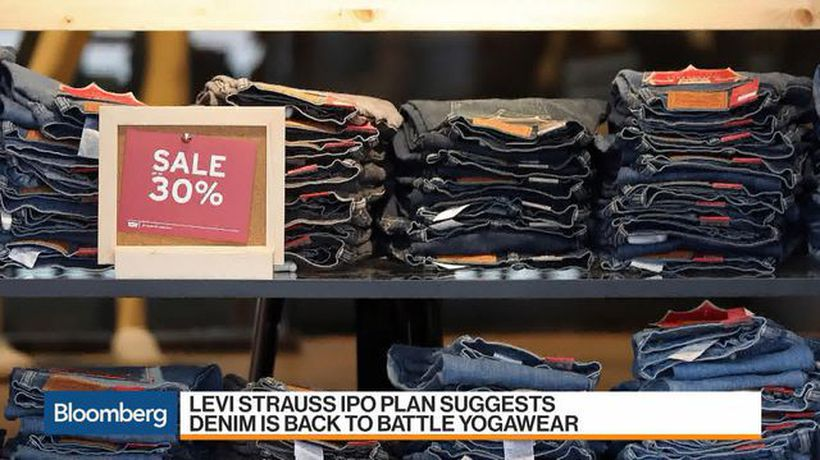 Bloomberg Markets - Levi Strauss IPO Shows Jeans Are Back in the Game