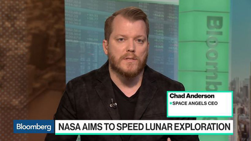 Bloomberg Technology - Space Angels CEO on NASA's Lunar Exploration Plans