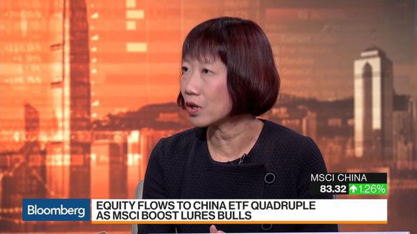 Bloomberg Markets: Asia - HSBC's Fan Sees Fundamental Support for Recovery in China Equities