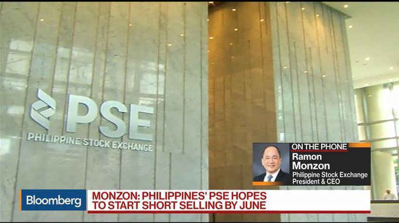 Bloomberg Markets: Asia - Philippine Bourse in 'Serious' Talks With Singapore Exchange for Link