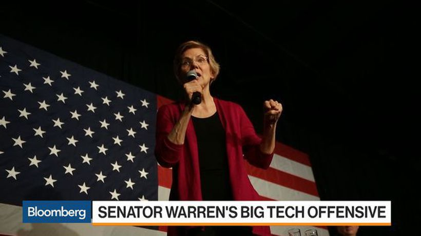 Bloomberg Markets: European Close - Warren's Call For Tech Breakup 'Anti-Consumer,' Arquit Says