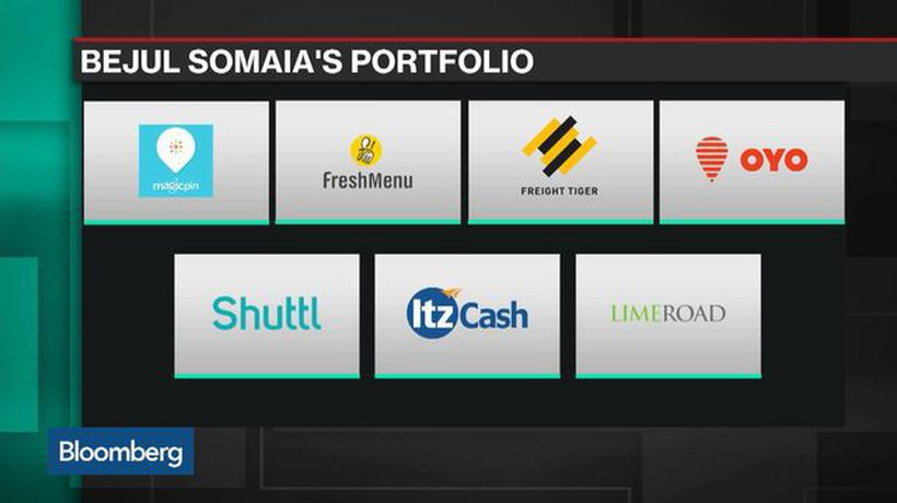 Bloomberg Technology - Lightspeed's Somaia Sees Opportunities in India's Growing Tech Market