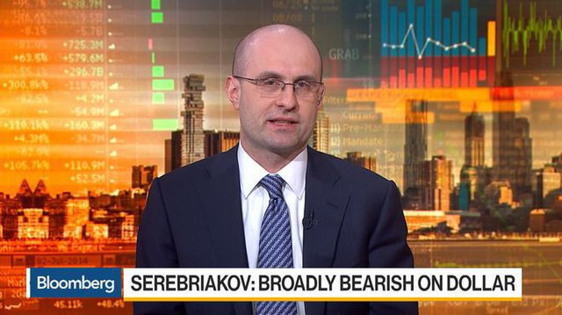 Bloomberg Daybreak: Asia - Dollar, for Once, Is a Very Positive Carry Currency, UBS's Serebriakov Says
