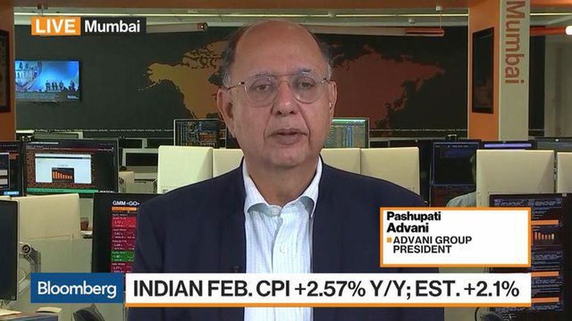 Bloomberg Markets: Asia - Advani Group Expects RBI Cut in April