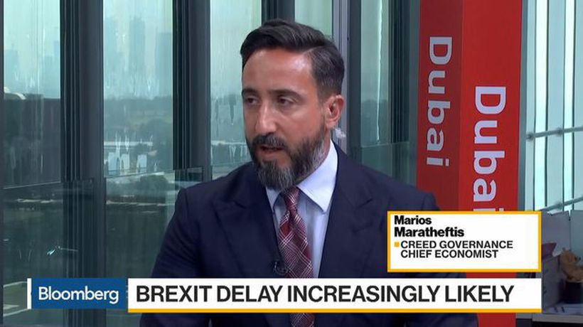 Bloomberg Daybreak: Europe - Only Way Out Is Another Referendum, Says Creed Governance's Maratheftis