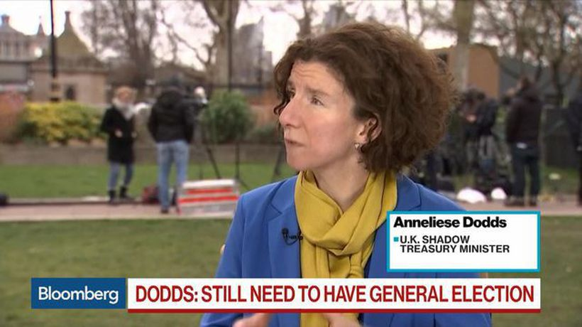 Bloomberg Surveillance - Customs Union Is 'Sensible Way Forward' for Brexit, U.K.'s Dodds Says