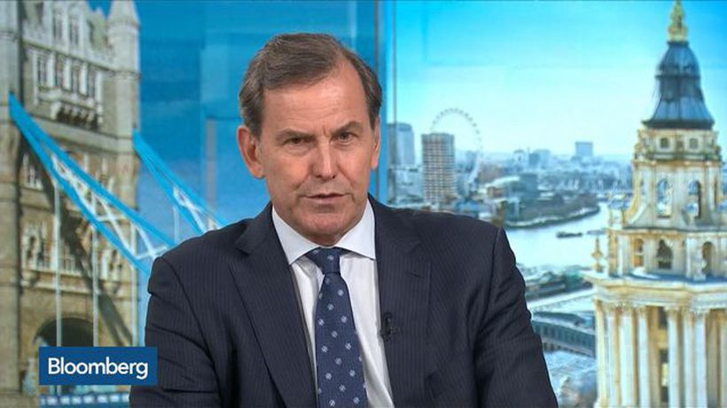 Bloomberg Markets - Prudential Is Ready for a No-Deal Brexit, CEO Wells Says