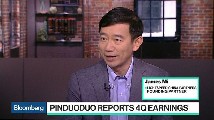 Bloomberg Technology - Lightspeed's Mi Sees Opportunities in China's Growing Tech Market