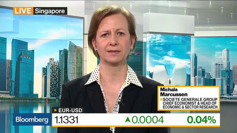 Bloomberg Daybreak: Asia - U.S. Economy Heading Towards a More Substantial Slowdown, SocGen Says