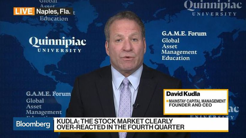 Bloomberg Daybreak: Asia - Will Not Start a U.S. Earnings Recession in 1Q, Says Mainstay Capital's Kudla