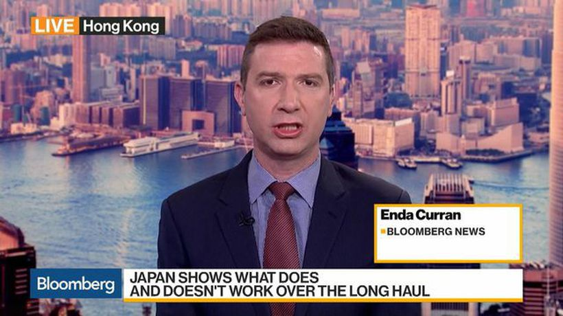 Bloomberg Daybreak: Asia - BOJ's Ongoing Troubles Has Lessons for World's Central Banks