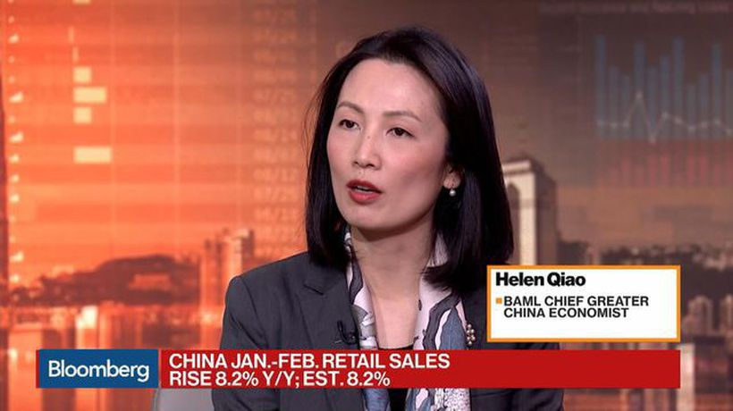 Bloomberg Markets: Asia - Breaking Down China's Factory Output, Retail Sales Figures