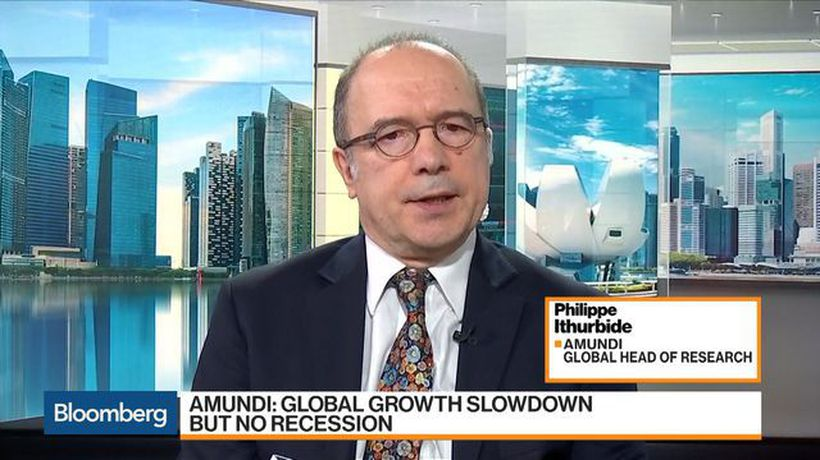 Bloomberg Markets: Asia - Amundi's Ithurbide Sees China Growth Above 6% in Coming Quarters