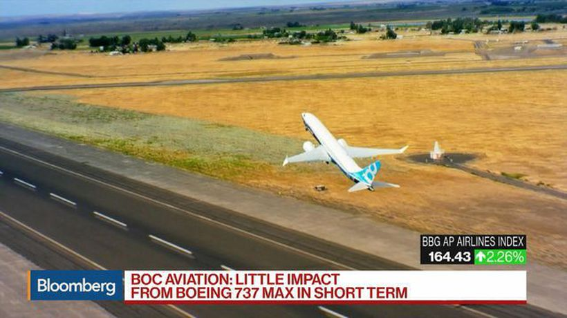 Bloomberg Markets: Asia - BOC Aviation Says Clients May Look to Replace Boeing 737 Max Planes Short Term