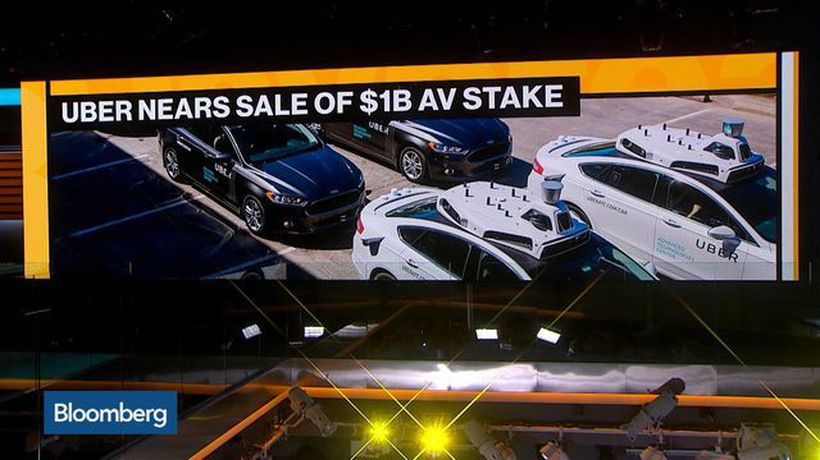 Bloomberg Daybreak: Americas - Uber Is Said to Near Sale of $1 Billion Self-Driving Stake