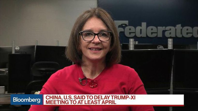 Bloomberg Daybreak: Americas - Delayed Trump-Xi Meeting Shows Lack of a Satisfying Deal, Duessel Says