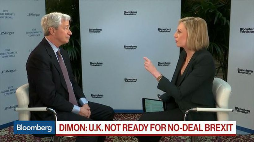 Bloomberg Daybreak: Americas - Dimon Says JPMorgan Is 'All-In' on Growth in China
