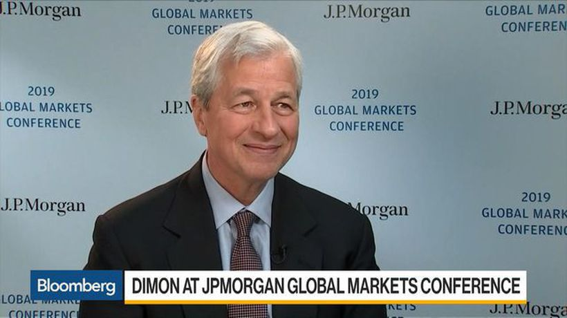 Bloomberg Daybreak: Americas - JPM's Dimon Says U.K. Is Not Ready for No-Deal Brexit