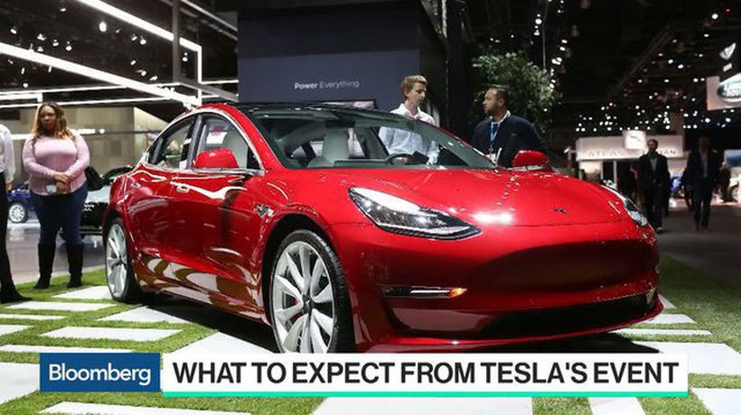 Bloomberg Technology - Model Y Needs to Be 'Silver Bullet of Growth' for Tesla, Wedbush's Ives Says
