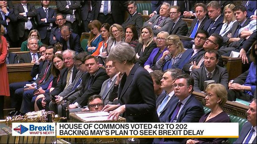 Bloomberg Daybreak: Asia - Parliament Backs Plan to Delay Brexit