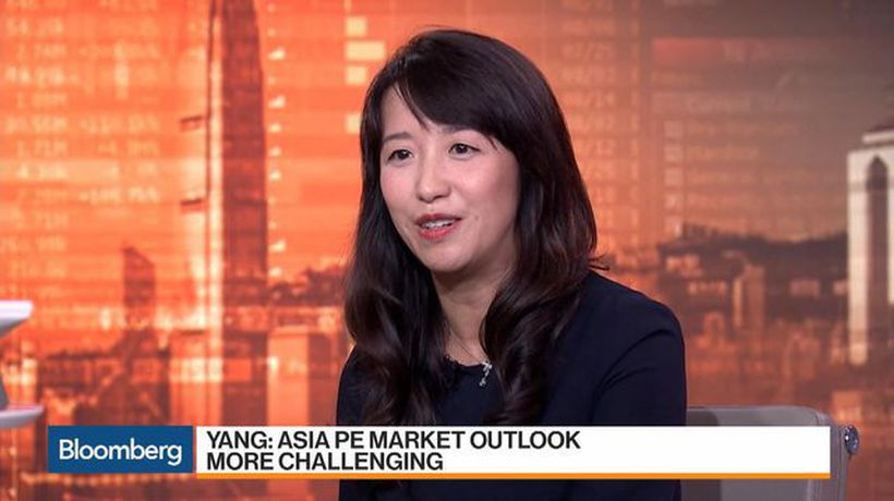 Bloomberg Markets: Asia - Bain & Company's Yang on Asia-Pacific Private Equity Outlook