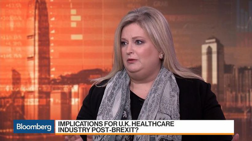 Bloomberg Markets: Asia - I See a Lot of Companies Looking Away From the U.K., Says Medix Group's Atzmon