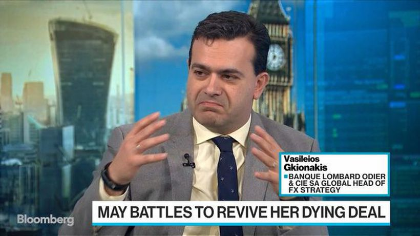 Bloomberg Surveillance - If You Can Stomach Pound Volatility Bet on Soft Brexit, Lombard Odier Says