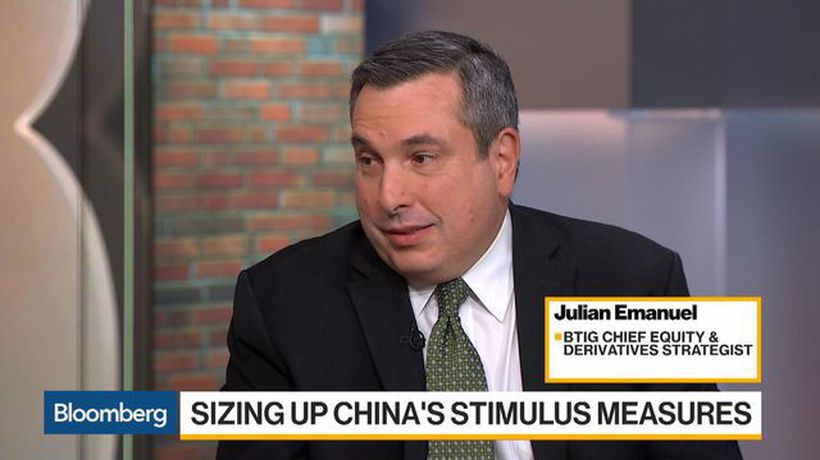 Bloomberg Daybreak: Americas - China Shows Western-Style Recession Progression, BTIG's Emanuel Says