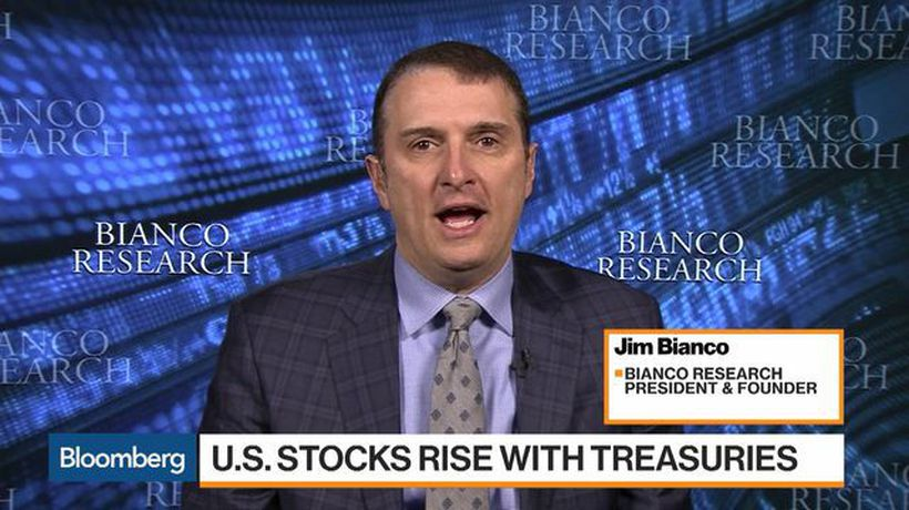 Bloomberg Markets - Yield Curve Telling a Different Message Than Stock Market, Bianco Says