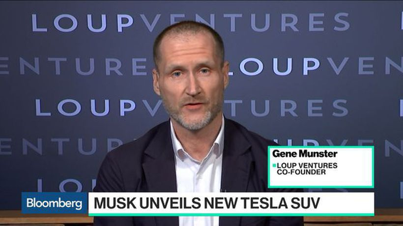 Bloomberg Technology - Loup's Munster Weighs In on Tesla Model Y, Apple Versus Spotify and Qualcomm