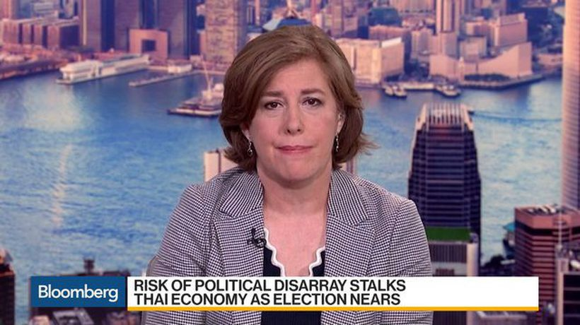 Bloomberg Daybreak: Asia - China Can't Create Growth Out of Tax Cuts, Natixis' Garcia Herrero Says