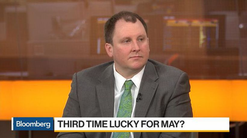 Bloomberg Daybreak: Europe - Pound Probably Headed Lower Again, Toronto-Dominion's Kelly Says