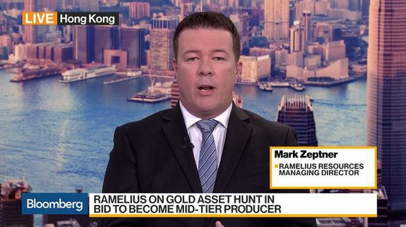 Bloomberg Daybreak: Australia - Ramelius Resources Always Looking at M&A Opportunities, CEO Says