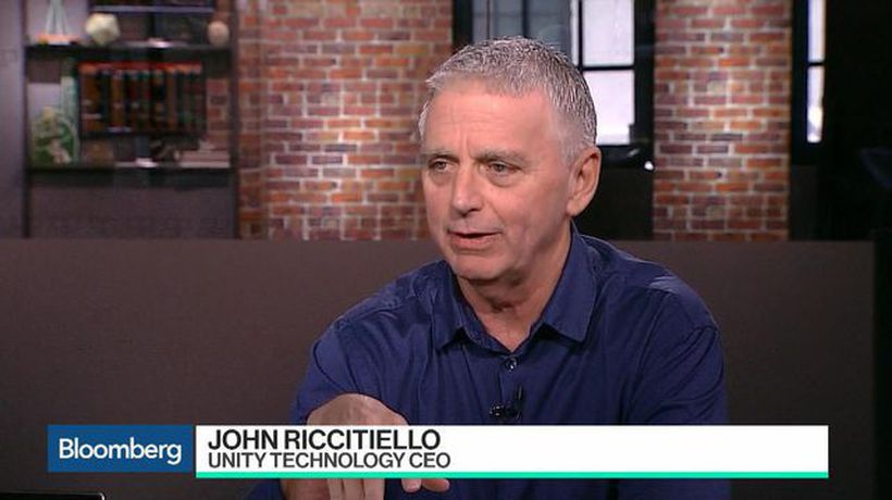 Bloomberg Technology - Former EA CEO Riccitiello on the Latest Trends in Gaming