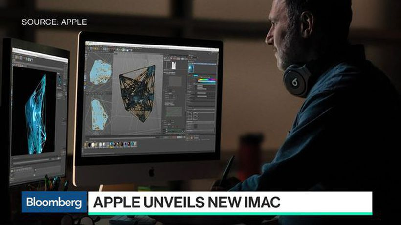 Bloomberg Technology - Apple Rolls Out First Update to IMac Since 2017