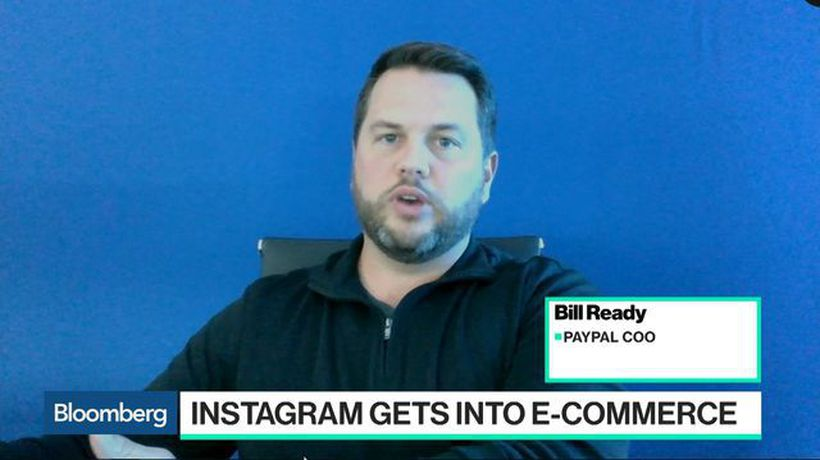 Bloomberg Technology - Why PayPal Is Partnering With Instagram