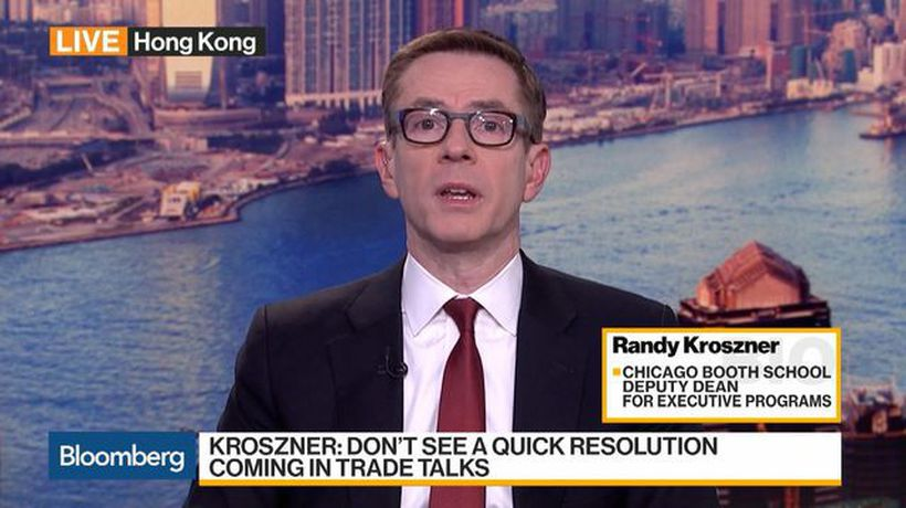 Bloomberg Daybreak: Asia - Kroszner: Impact of Trade Disputes Greater on Chinese Economy Overall