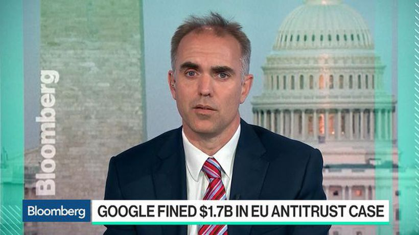 Bloomberg Technology - EU Fining Google Won't Change Much, Kelkoo U.K. CEO Says