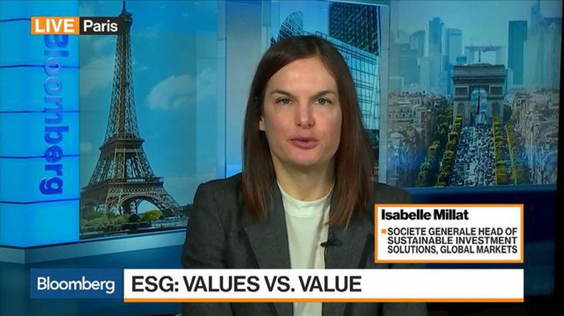 Bloomberg Markets: European Open - ESG Investing: Are Investors Looking to Do Well or Do Good?