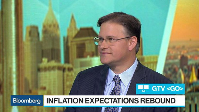Bloomberg Surveillance - Dovish Fed Takes on a Lack of Meaningful Inflation